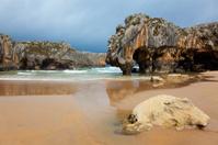 Beach of Cuevas del Mar