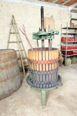 Manual Wine Press