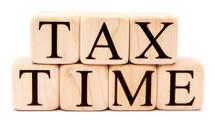 Building Blocks - Tax Time