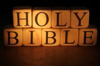 Holy Bible - Building Blocks