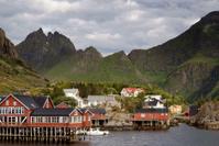 small fishing village