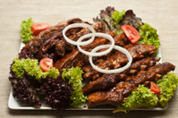 Barbecae Spareribs - BBQ Spare ribs