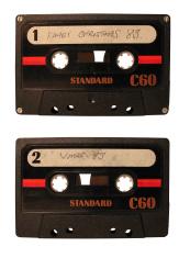 cassette tape - sides 1 & 2