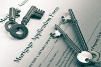 Mortgage form and keys