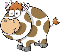 Crazy Insane Cow