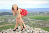 Music at altitude