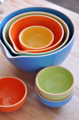 Colourful Bowls