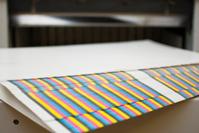 CMYK offset printing