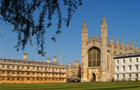 Kings college Cambridge.