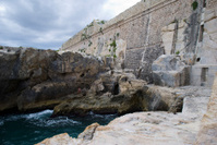 Valletta wall
