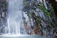 Cat-Tail Falls at Texas' Big Bend National Park