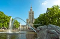 Soviet architecture in Warsaw, Poland