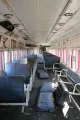 Abandoned Passenger Car