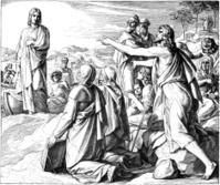 John Calls Jesus the Lamb of God