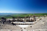 Anfiteatro Romano in Tunisia