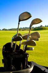 Set of golf clubs 1