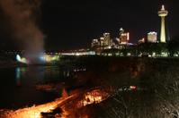 Niagara Falls - City Night