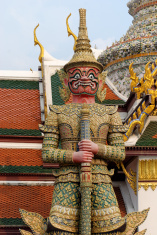 Grand Palace Demon Guardian