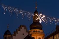 Christmas illumination lighting