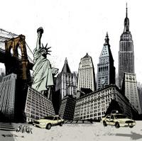 New York Grunge Superscape
