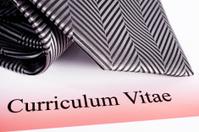 Curriculum Vitae and Tie