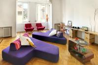 House Yaia living-room