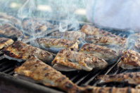 salmon trout grill