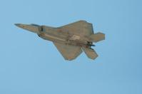 F-22 Underside View