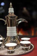 luxurious coffee Dallah