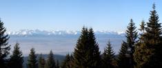 Tatry mountain range