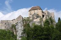Fort de Joux in Franche Comté, France