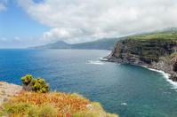 Landscape in Faial, Azores