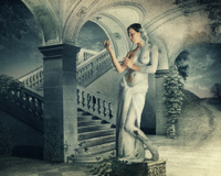 Galatea. Classical Greek Mythology.