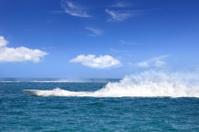 High-speed motor boat