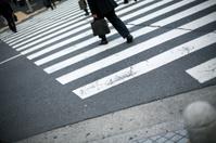 Pedestrian Businessman