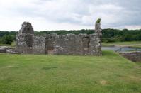 Ogmore Castle Wales