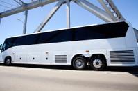 Speeding Tour Bus