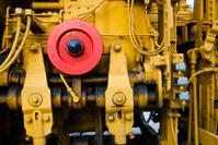 Detail of Steam Diesel Engine