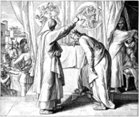 Nathan Rebukes David