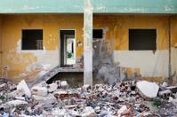Damaged Abandoned House