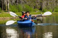 Riving kayaking