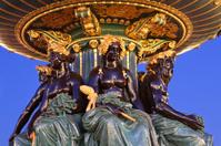 Fontaines de la Concorde,  Paris