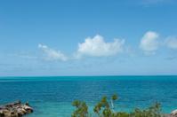 Dockyard beach in Bermuda