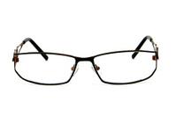 metal-rimmed glasses