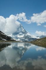 Matterhorn in Switzerland
