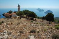 Lighthouse at  Gelidonya Feneri