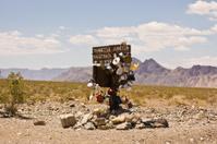 Teakettle Junction Death Valley