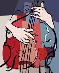 double bass composition