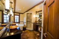 Master Bathroom in modern house
