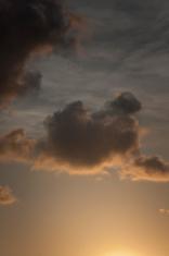 Warm Evening Sky